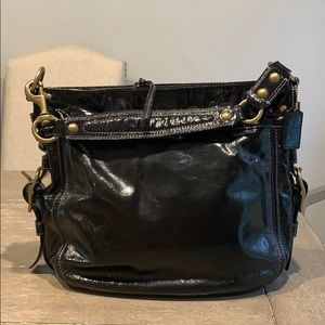 COACH Patent Leather Zoe, 12776